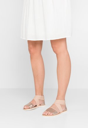 ELLA  - Sandals - warm gold