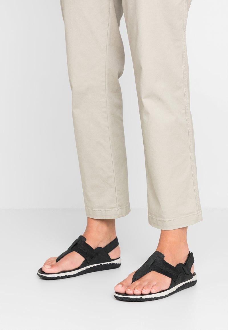 Sorel - OUT`N ABOUT PLUS - T-bar sandals - black