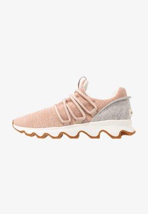KINETIC LACE - Sneakers - natural tan
