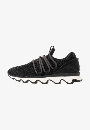KINETIC LACE - Sneakers laag - black