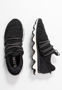 Sorel - KINETIC LACE - Sneaker low - black - 3