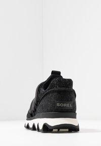Sorel - KINETIC LACE - Sneaker low - black - 5