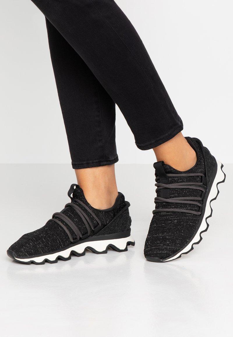 Sorel - KINETIC LACE - Sneaker low - black