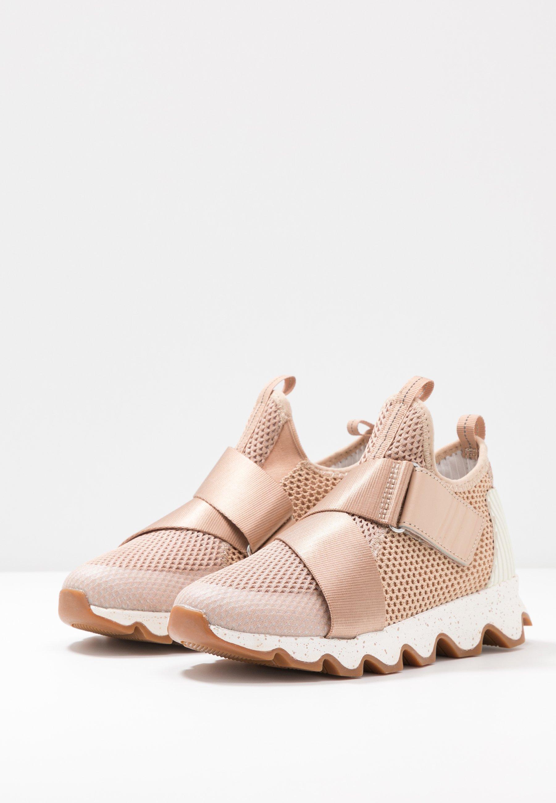 KINETIC Sneakers natural tan