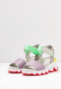 Sorel - KINETIC - Sandals - multicolor - 4