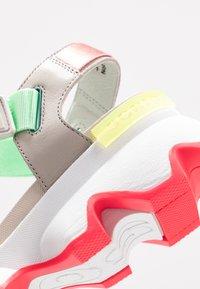 Sorel - KINETIC - Sandals - multicolor - 2
