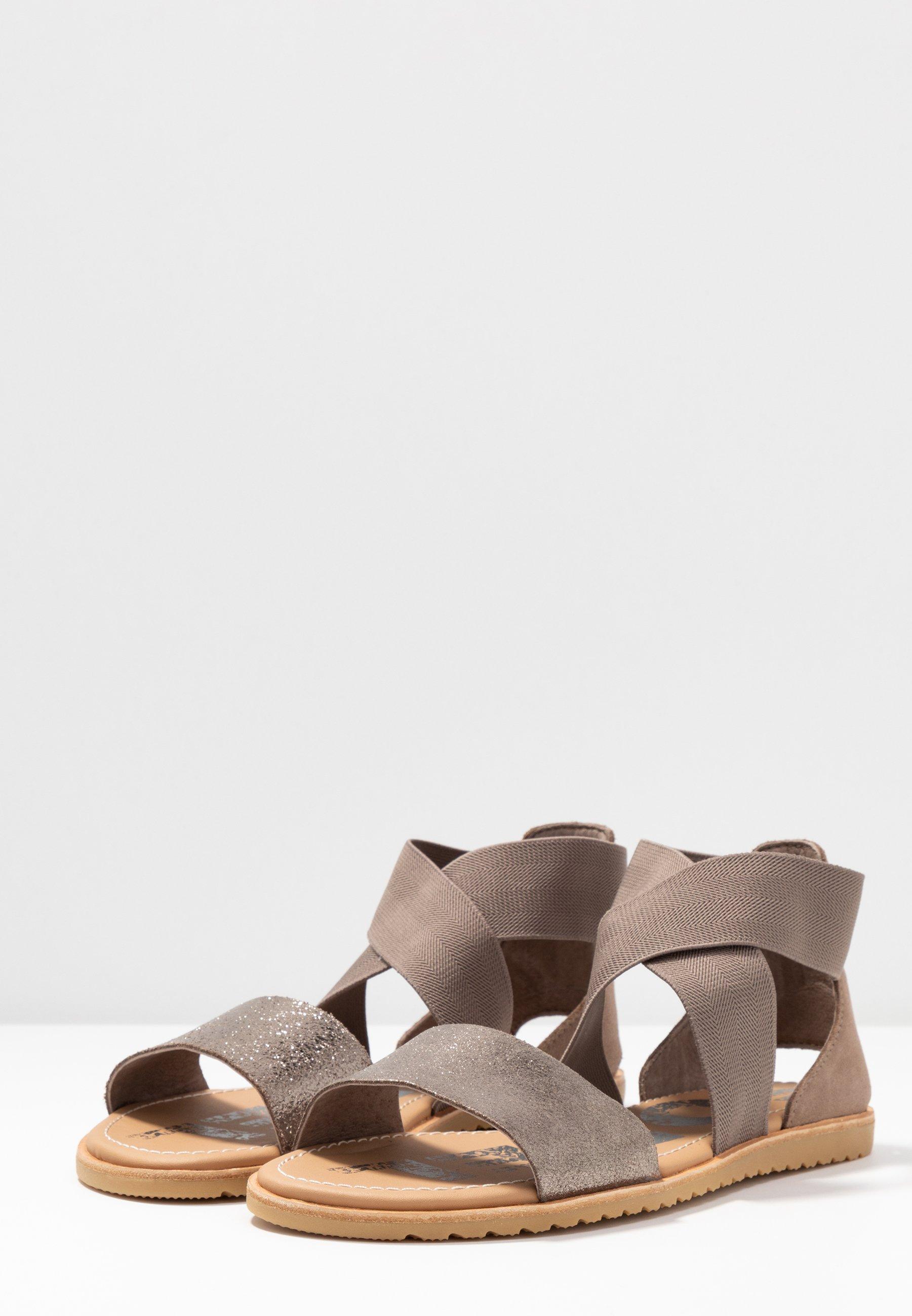 Sorel ELLA - Sandały - ash brown