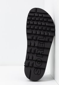 Sorel - ROAMING CRISS CROSS - Riemensandalette - black - 6
