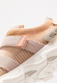 Sorel - KINETIC LITE STRAP - Sneakers basse - natural tan - 2