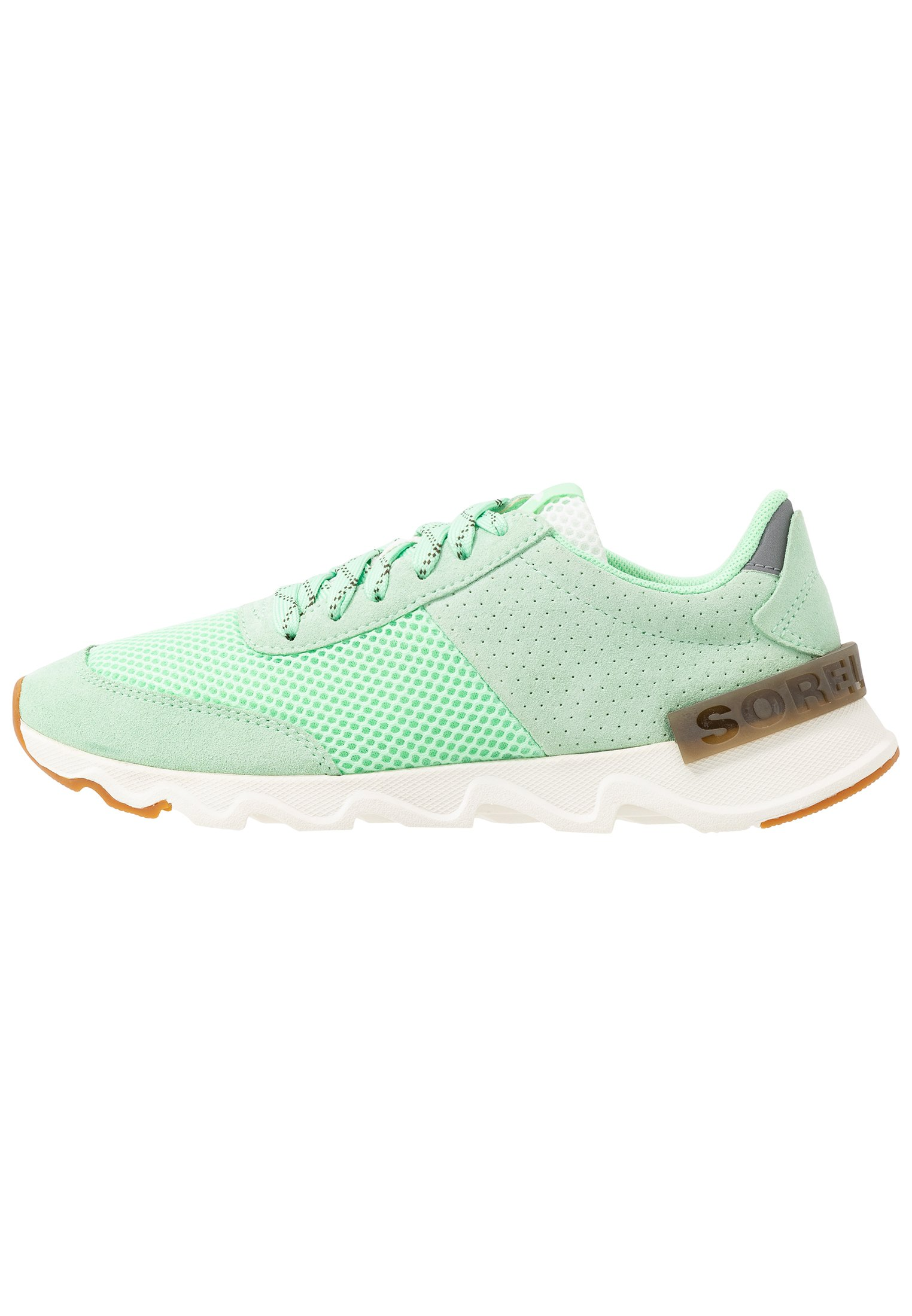 Sorel KINETIC LITE LACE - Sneakers - vivid mint