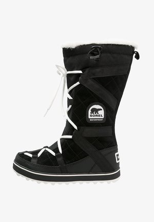 GLACY EXPLORER - Snowboots  - black