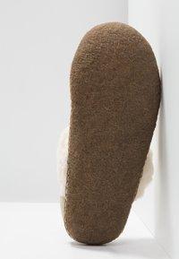 Sorel - NAKISKA SLIDE II - Domácí obuv - beige - 6