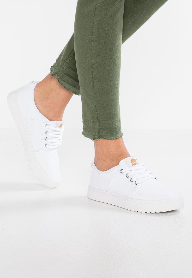 Sorel - CAMP LACE - Tenisky - white