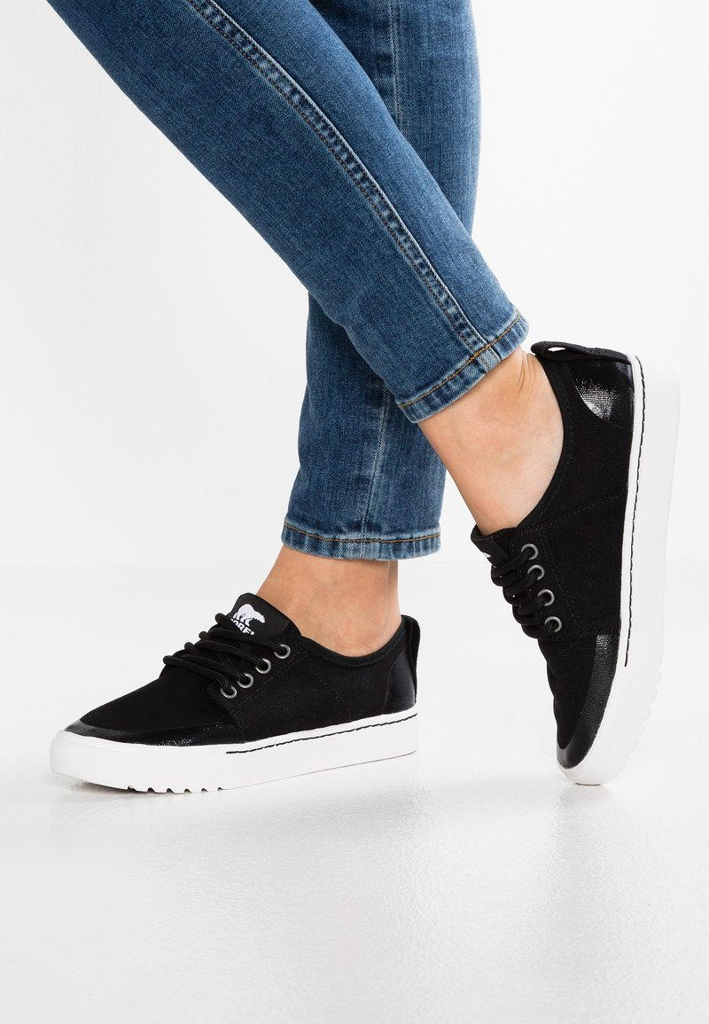 Sorel - CAMP LACE - Trainers - black