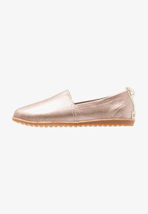 ELLA - Nazouvací boty - warm gold