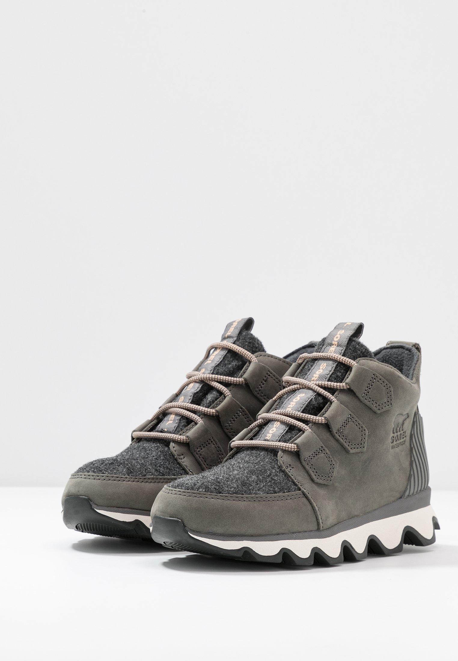 Sorel KINETIC CARIBOU - Ankle Boot quarry