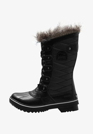 TOFINO II - Winter boots - black