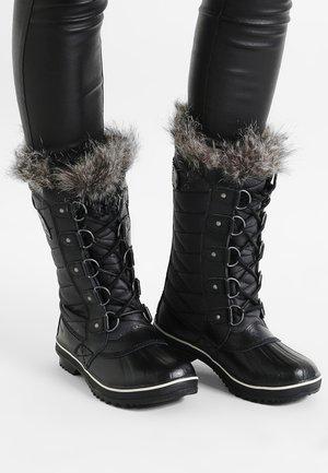 TOFINO II - Zimní obuv - black