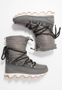 Sorel - KINETIC - Zimní obuv - quarry - 3