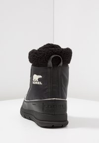 Sorel - EXPLORER CARNIVAL - Vinterstøvler - black/sea salt - 5