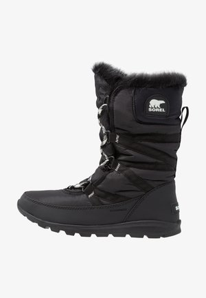 WHITNEY TALL LACE  - Snowboots  - black