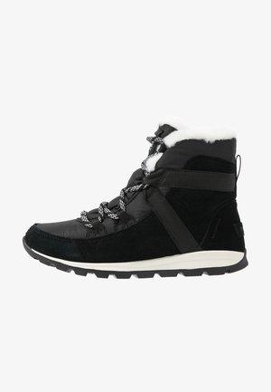 WHITNEY FLURRY - Snowboot/Winterstiefel - black