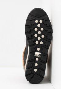 Sorel - WHITNEY SHORT LACE - Winter boots - elk - 6
