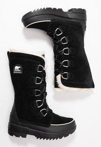Sorel - TORINO TALL - Zimní obuv - black - 3