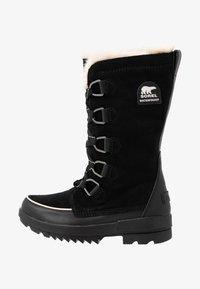 Sorel - TORINO TALL - Zimní obuv - black - 1