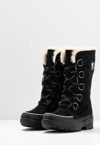 Sorel - TORINO TALL - Zimní obuv - black - 4