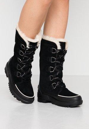 TORINO TALL - Bottes de neige - black