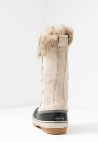 Sorel - JOAN OF ARCTIC - Stivali da neve  - dark stone/sea salt