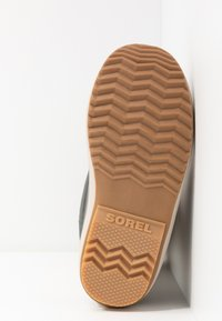 Sorel - JOAN OF ARCTIC - Stivali da neve  - dark stone/sea salt - 6