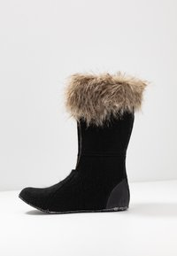 Sorel - JOAN OF ARCTIC - Stivali da neve  - dark stone/sea salt - 7