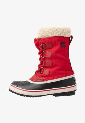 WINTER CARNIVAL - Vinterstøvler - mountain red