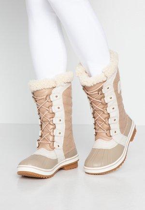 TOFINO II LUX - Stivali da neve  - natural tan