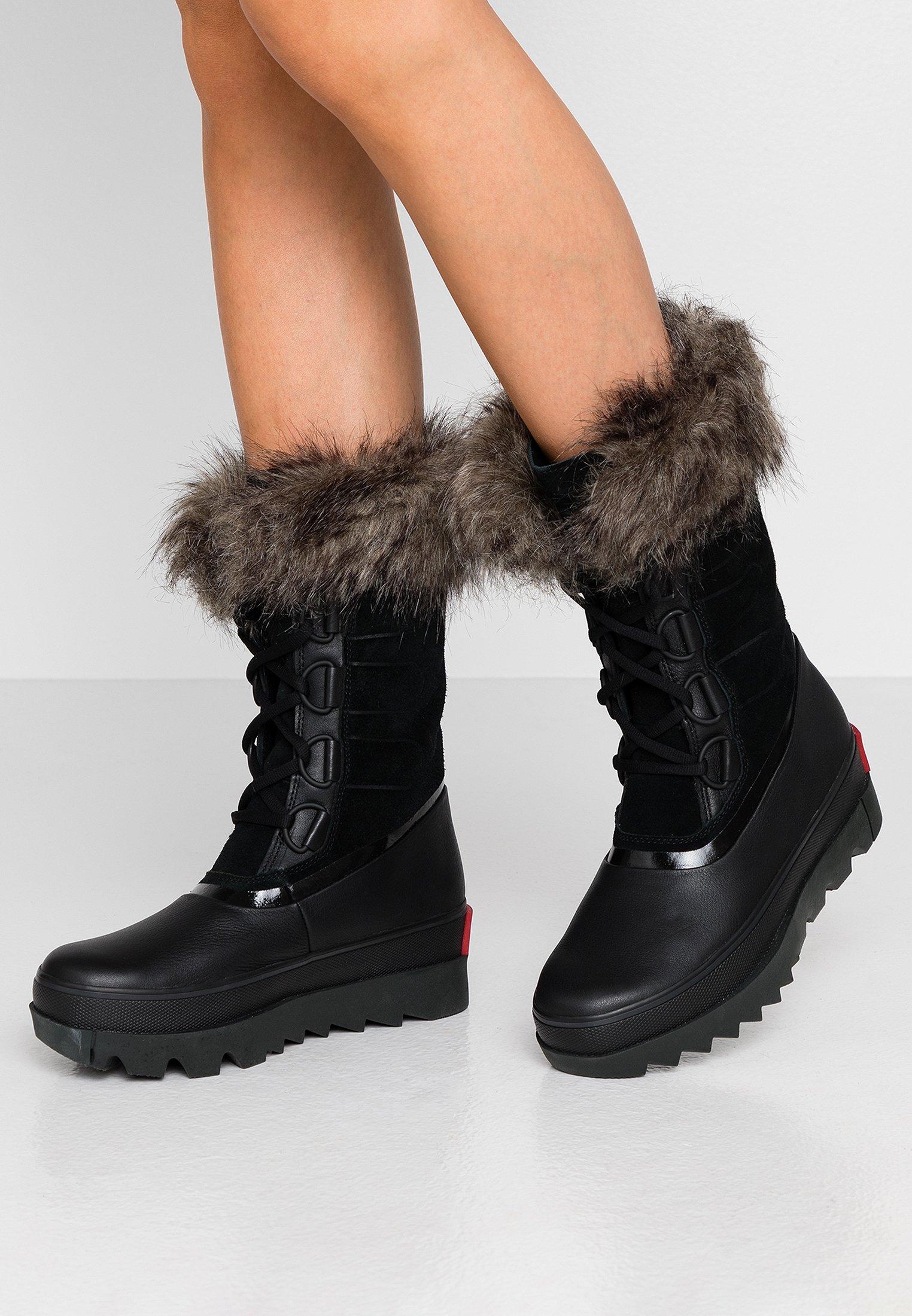 Sorel JOAN OF ARCTIC NEXT - Bottes de neige black