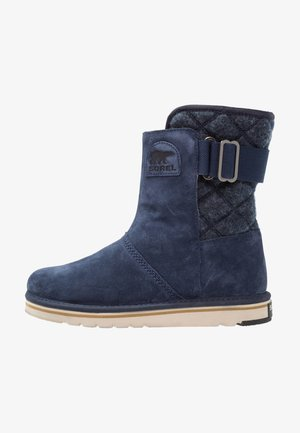 NEWBIE - Winter boots - dunkelblau