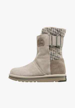 NEWBIE - Winter boots - silver sage