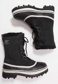 Sorel - CARIBOU - Winter boots - black - 1