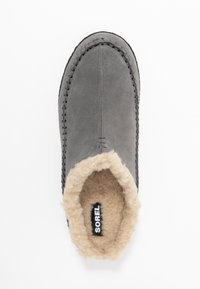 Sorel - RIDGE - Pantuflas - quarry/black - 1
