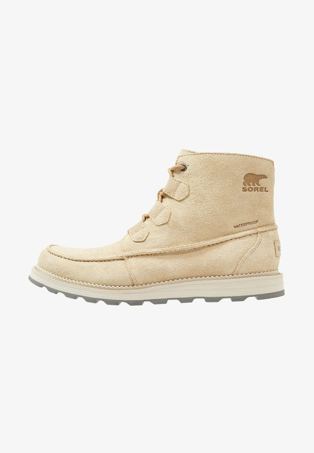 MADSON CARIBOU - Veterboots - oatmeal
