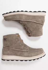 Sorel - MADSON CARIBOU - Lace-up ankle boots - major/delta - 1