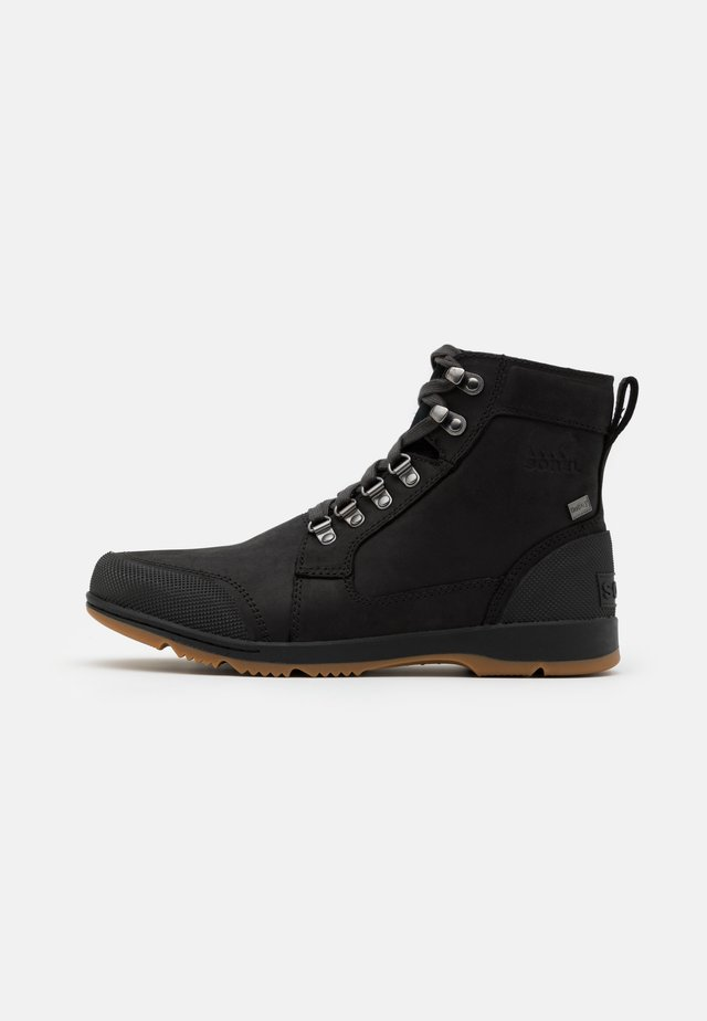 ANKENY II MID - Lace-up ankle boots - black