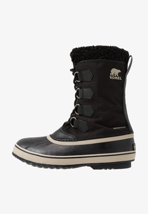 Winter boots - black/ancient fossil