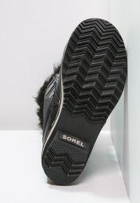Sorel - TOFINO II - Vinterstövlar - black/quarry - 4