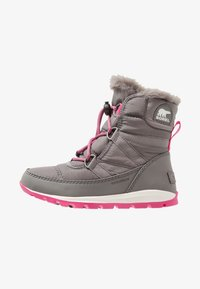 Sorel - WHITNEY SHORT LACE - Veterboots - grey - 1