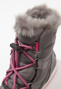 Sorel - WHITNEY SHORT LACE - Veterboots - grey - 2