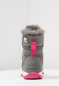 Sorel - WHITNEY SHORT LACE - Veterboots - grey - 4