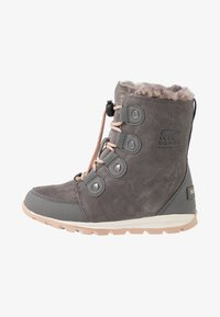 Sorel - YOUTH WHITNEY - Snowboot/Winterstiefel - quarry - 1